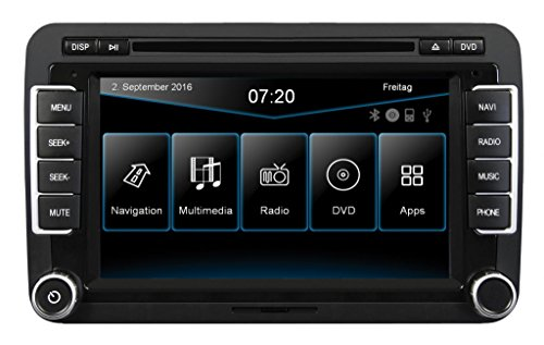 ESX | VW ab 2015 | 2-DIN Autoradio Navi | VN720 VO-M2