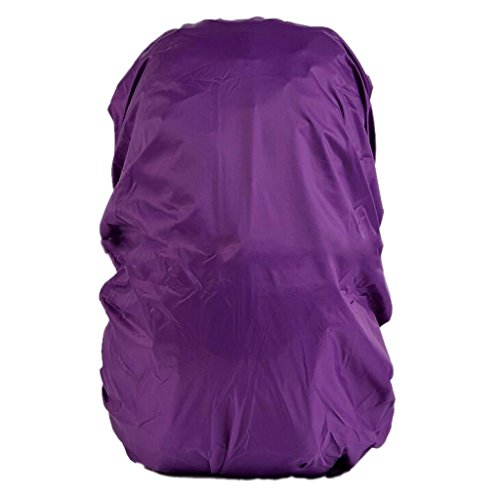 N/E Waterproof Rain Cover for Backpacks Rucksack Protection Satchel Rain Cover Safety Cover Reflective Cover 30L - 40L