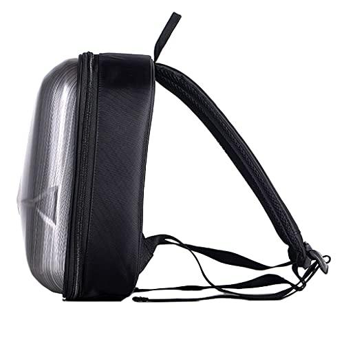 Perfeclan Drone Outdoor Travel Bag Zaino Custodia con Cerniera Protezione per DJI Mavic 2 PRO