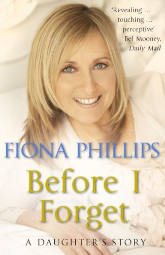 Before I Forget (English Edition)