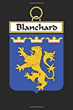 blanchard coat of arms