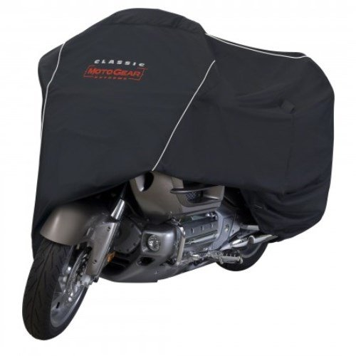 Classic Accessories 73887 MotoGear Deluxe Motorcycle Cover, Touring