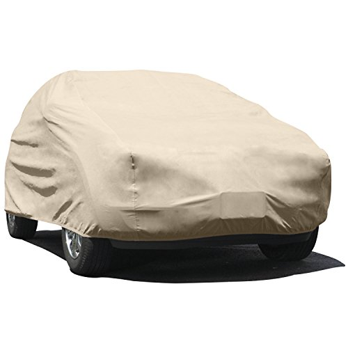 Budge UA-2 Tan 210 inches SUV Cover