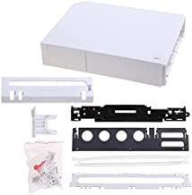 $29 » Davitu Electronics Video Games Replacement Parts & Accessories - Transparent Host Shell Case Cover for Wii Game Console Re...