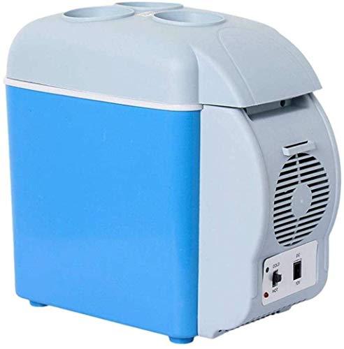 Refrigerador del coche, el recorrido que acampa portable del refrigerador del refrigerador de calefacción eléctrica de múltiples funciones Nevera Mini nevera nevera portátil 1yess