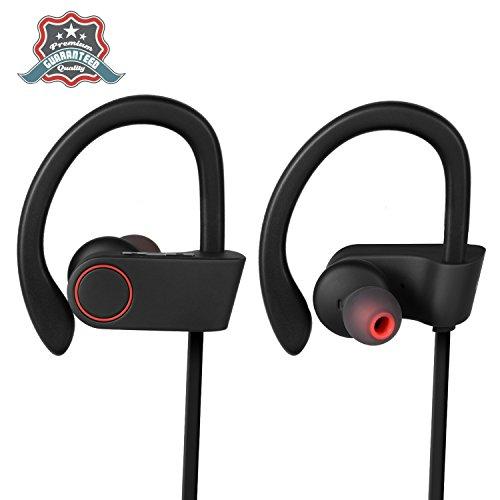 Bestfy Bluetooth Kopfhörer sport Kopfhörer bloothooth kabellos in ear bluetooth 4.1 Sport Kopfhörer mit Mikrofon für iPhone x/8/7/6/5 Samsung Galaxy S8 S7 S6 S5 oder Bluetooth-Gerät