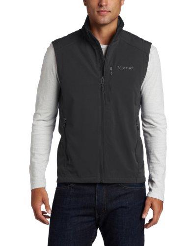 Marmot Men's Approach Vest, Black, Small