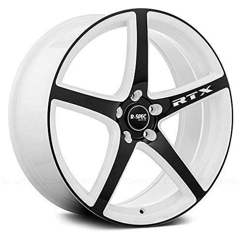 RTX ILLUSION Custom Wheel - 17x7.5, 45 Offset, 5x114.3 Bolt Pattern, 73.1mm...