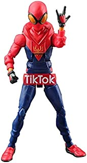 PUNIDAMAN Into The Verse No.003 Series No.002 Man Toy Action Figure Model Gift Thing You Must Have Gift Ideas The Favourite Anime Superhero Cake Topper UNbox Dolls