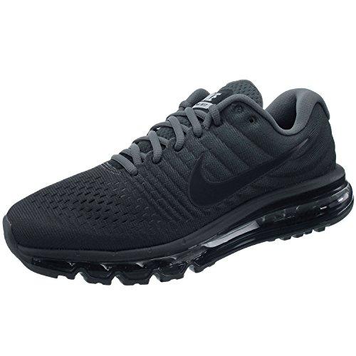Nike Men's Air Max 2017 Running Shoes (10 M US, Cool Grey/Antracite/Dark Grey)