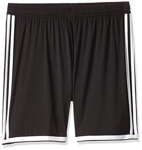 adidas Regista 18 Pantaloncini, Uomo, Nero/Bianco, S