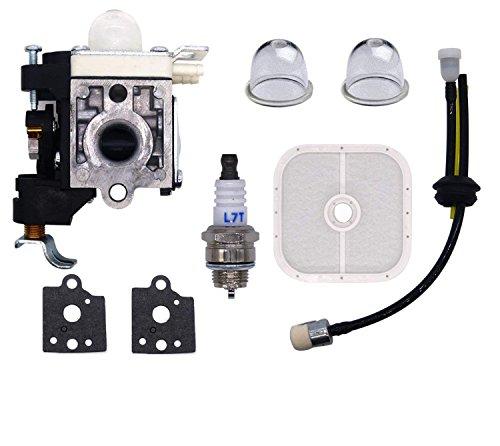 OxoxO ersetzen Vergaser rb-k90mit RePower Wartungskit Primerpumpe Dichtungen Zündkerze Luftfilter Passend Echo pb-251pb-255pb-255ln es-255Gebläse