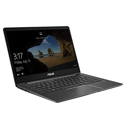 ASUS Computer Computer ZenBook 13 UX331FN (90NB0KE2-M00470) 33,7 cm (13,3 Zoll, FHD, WV, matt) Ultrabook (Intel Core i5-8265U, 8GB RAM, 512GB SSD, NVIDIA GeForce MX150 (2GB), Windows 10) Slate Grey