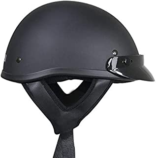 dot shorty motorcycle helmets