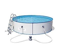 Bestway Hydrium Splasher Stahlwand Pool Set