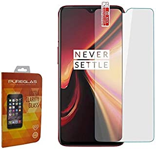PureGlas Glass Screen Protector For OnePlus 7, Clear