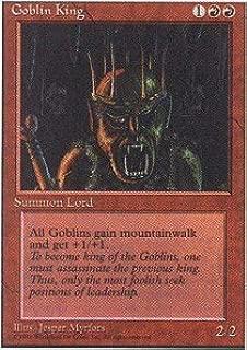Best goblin king mtg Reviews