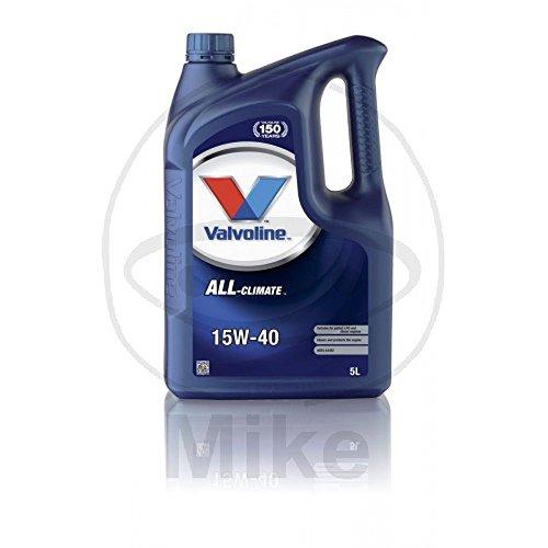 Motoröl 15W40 5 Liter Valvoline ALL CLIMATE
