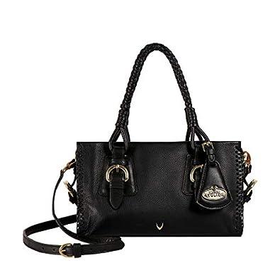 Hidesign Women's Sling Bag (Black)