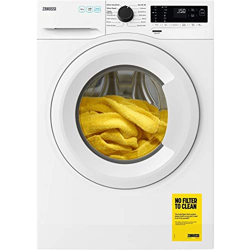 Zanussi ZWF144A2PW AutoAdjust 10kg 1400rpm Freestanding Washing Machine - White