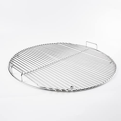 LOKHING 7436 Parrilla de cocina con bisagras para parrillas Weber One-Touch, Performer, Bar-B-Kettle y Master-Touch de carbón