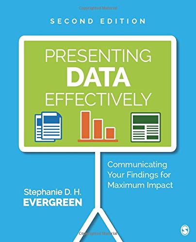 Presenting Data Effectively: Communicating Your Findings for Maximum Impact (NULL)
