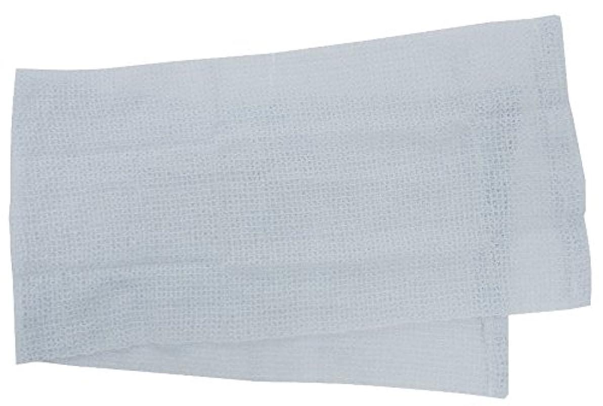 組み合わせる発掘する洞察力小久保 『メレンゲのような泡立ちとソフトな肌ざわり』 モコモコボディタオル ブルー 24×100cm 2278