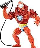 Masters of the Universe Origins Beast Man, figura de acción para niños y niñas +6 años (Mattel GNN92...