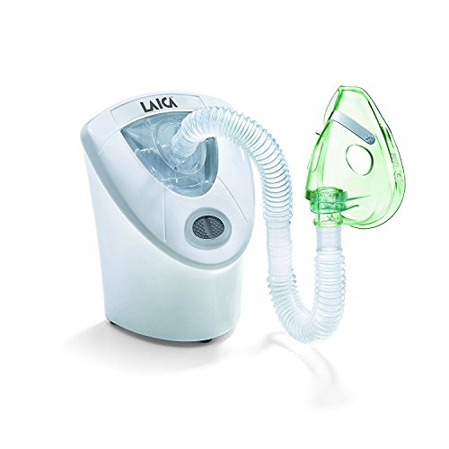 Laica MD6026 Inhalador-Nebulizador de ultrasonidos...