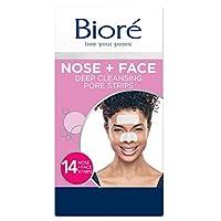 Biore Face & Nose Deep Cleansing Pore Strips 14 Pc (並行輸入品)