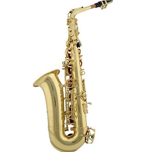 Jinbao JBAS200L Alto Saxophone, Lacquered