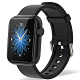 Fitness Tracker Watch Smart Watch for Android Phones Fitness Watches for Men Women Sports Activity Tracker Smartwatch Compatible with iPhone Samsung iOS with Pedometer with Heart Rate Waterproof
