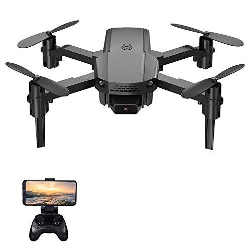 OWSOO Drone KF611 RC com câmera 4K Mini Drone Quadcóptero dobrável Brinquedo interno para crianças com função Trajetória Voo sem cabeça Modo 3D Flight Auto Hover