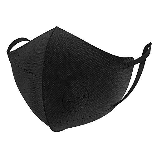 Airpop Pocket Wiederverwendbare waschbare Gesichtsmaske 2 Pk, 4-lagige Gesichtsmaske,...
