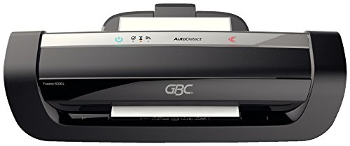 GBC Laminiergerät A3, Fusion 6000L, Für Büros und Schulen, Mit Netzstecker CH, Schwarz, 4402134CH