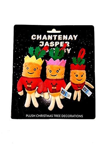 Aldi Kevin Katie Piloto Gigante Zanahoria Navidad 2020 Juguete suave (Tree Dic Dressed)