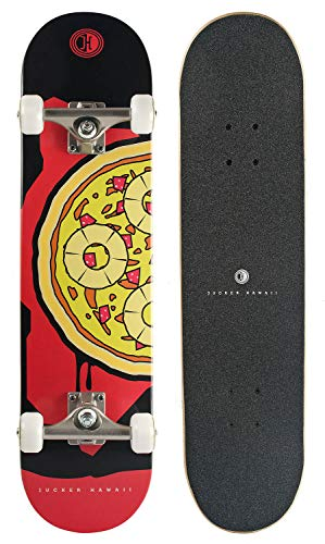 JUCKER HAWAII Skateboard Pizza Solo 8.0