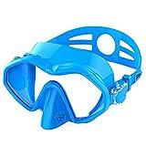 RUISI TM Tauchmaske, 180 ° -Schnorchelbrille, Antibeschlag und auslaufsichere, fortschrittliche...