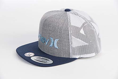 Hurley Jungen Hut B One&Only Gradient Hat, Dk Grey Heather, 1SIZE, CT1851
