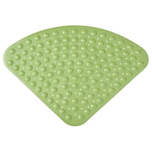 Hongzida Alfombra Bañera Antideslizante Antideslizante Ducha Sector Ducha Alfombra Piso Mat-Green_65 * 65Cm