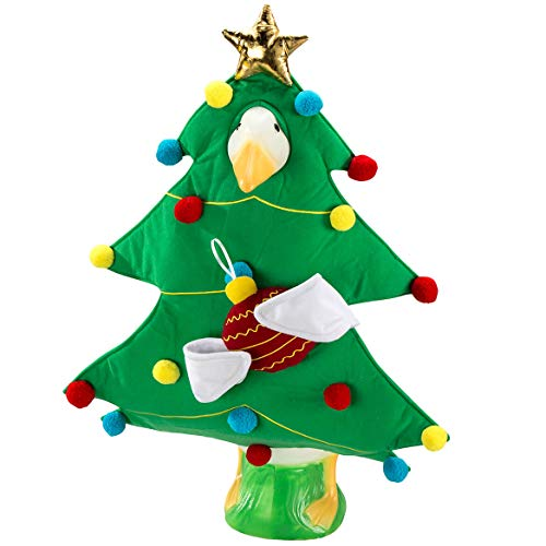 Fox Valley Traders Christmas Tree Goose Outfit