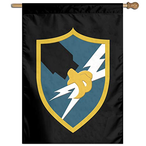 Lfgyuuserg Us Army Security Agency Garden Flag 27 X 37 Inch, Family Outside Yard Decoration Flag
