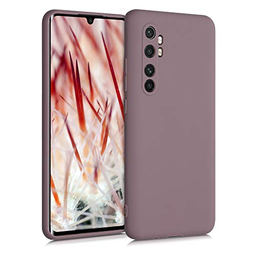 kwmobile Hülle kompatibel mit Xiaomi Mi Note 10 Lite - Handyhülle - Handy Hülle in Grape