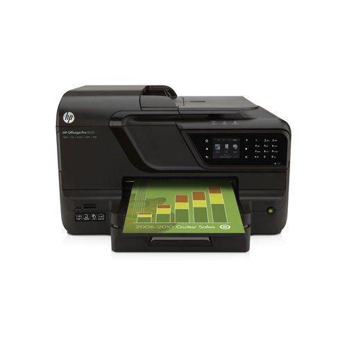 HP OfficeJet Pro 8600impresora y (reacondicionado Certificado)