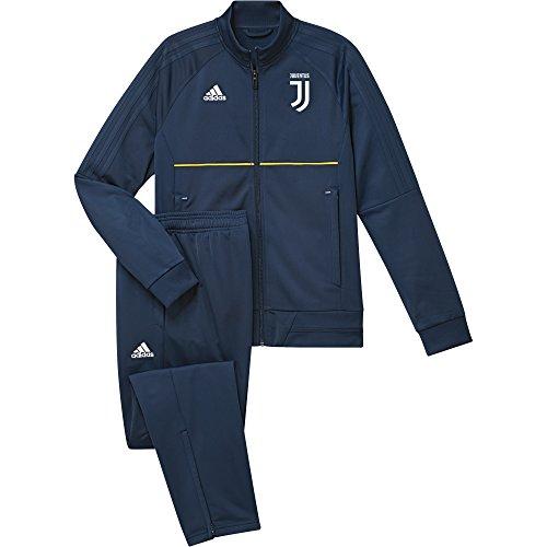 adidas Juventus PES Y, Tuta Bambino, Blu (Azunoc/Dorfue), 176