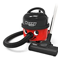 Turbo cleaning power airobrush and rotating bristle bar for deep cleaning into the carpet pile Henry's powerful airflow operates the rotating turbo bar actively lifting stubborn hairs from carpet fibres Ideal for pet owners making light work of carpe...