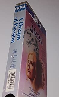 A Dream of Passion VHS