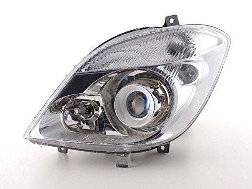 FK-Automotive FK Accessoires koplampen koplampen reservelampen koplampen koplampen slijtageonderdelen koplampen FKRFSDB010061-L