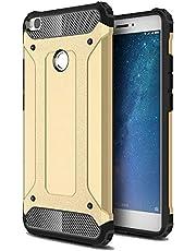 Xiaomi Redmi Note 5A & Note 5A Prime Hybrid Armor Case - Gold