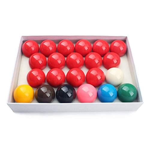 """ZHTY 2 1/16""""Snooker Billard Ball-22 Spielball"""